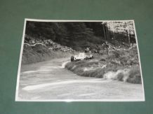 FORWARD DAIMLER V8 David Johnson. Shelsley Walsh mid 60s 8x6 period photo (a)